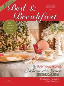 Bed and Breakfast Magazine Cover