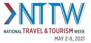 National Travel & Tourism logo 2021
