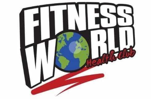 Fitness World Health Club logo