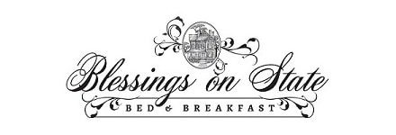 Blessings on State Bed & Breakfast Logo