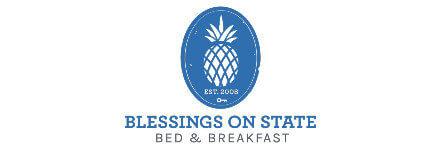 Blessings on State Bed & Breakfast Logo